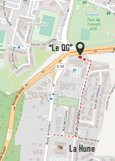 QG Poitiers